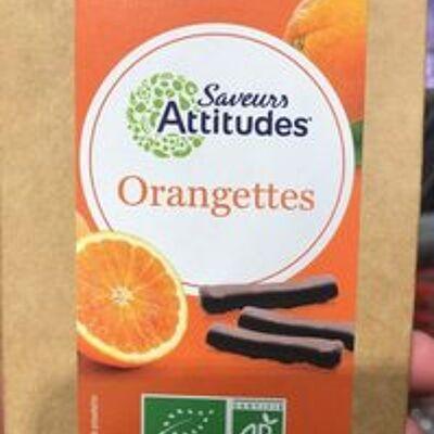 Orangettes (Saveurs attitudes)