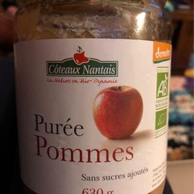 Purée pommes (Côteaux nantais)