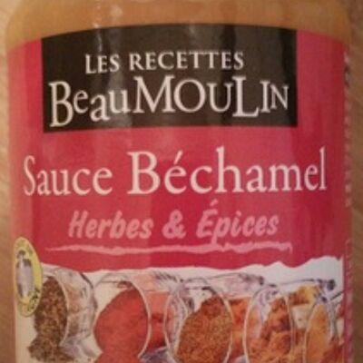 Sauce béchamel (Les recettes beaumoulin)