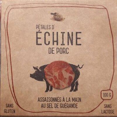 Pétales d'échine de porc (Marque blanche)