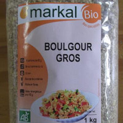 Boulgour gros (Markal)