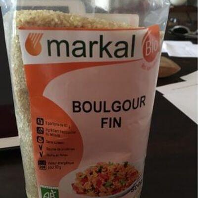 Boulghour fin (Markal)