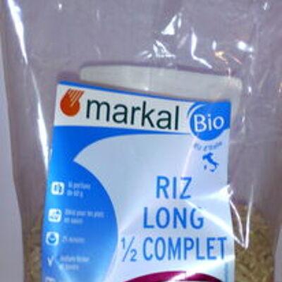 Riz long 1/2 complet (Markal)