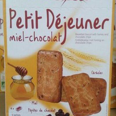 Petit-déjeuner miel-chocolat (Bioshok)