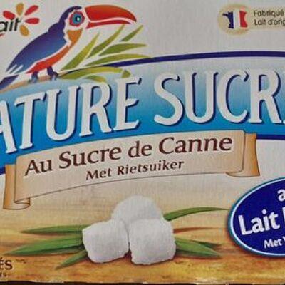 Yaourt nature sucré (Yoplait)