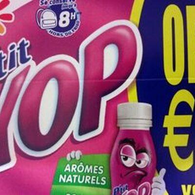 Yoplait p'tit yop goût fruits rouges (P'tit yop)