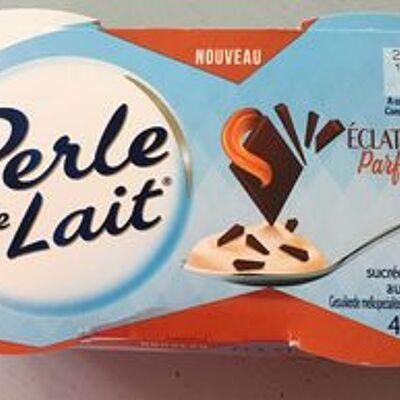 Perle de lait éclats de chocolat parfum caramel (Perle de lait)