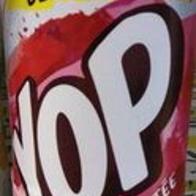 Yop parfum cranberry framboise (Yoplait)