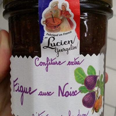 Figues aux noix cuites au chaudron (Lucien georgelin)