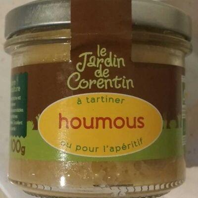Houmous (Le jardin de corentin)