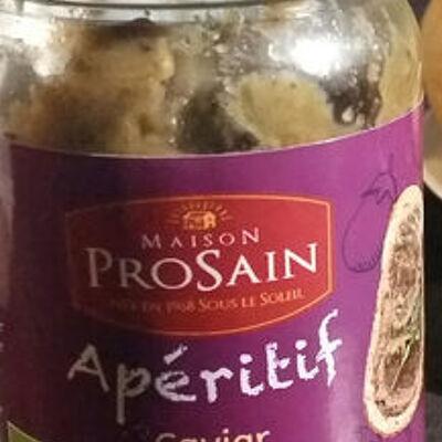 Caviar d'aubergine grillee (Prosain)