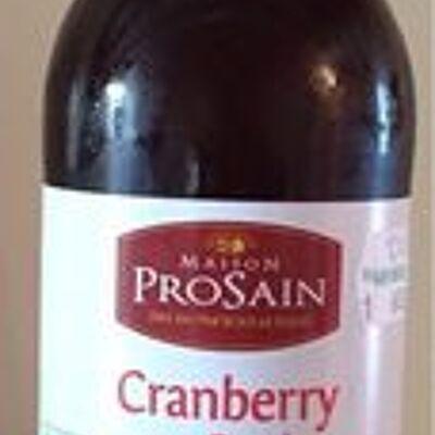 Jus de cranberry (Prosain)