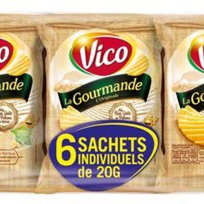 Chips la gourmande (Vico)