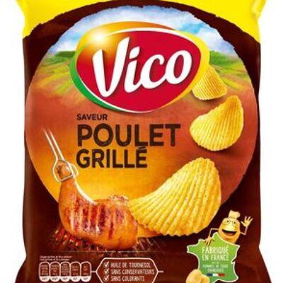 Saveur poulet grillé (maxi format) (Vico)