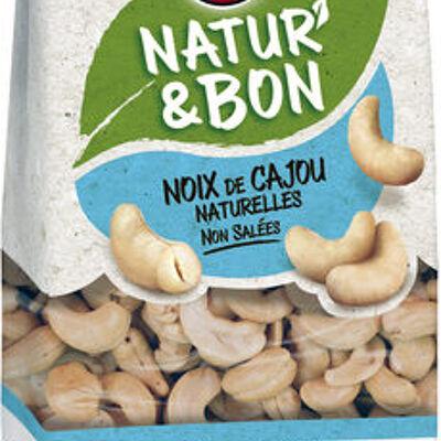 Natur'&bon noix de cajou non grillées non salé (Vico)