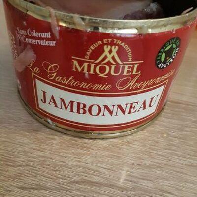 Miquel, jambonneau, la gastronomie aveyronnaise (Miquel)