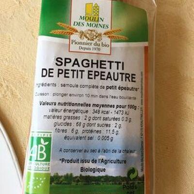 Spaghetti au petit epeautre (Moulin des moines)