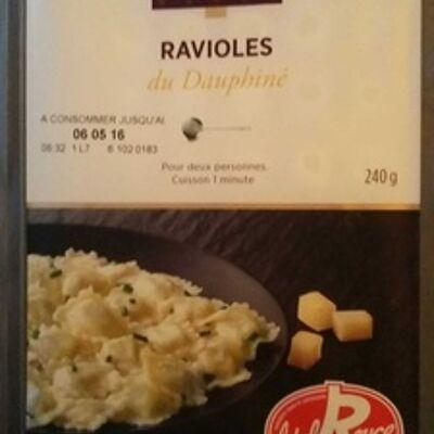 Raviolis du dauphiné (Monoprix gourmet)