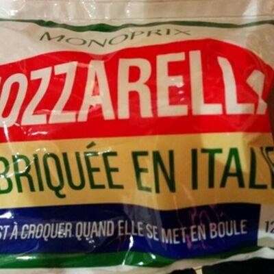 Mozzarella (Monoprix)