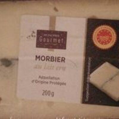 Morbier au lait cru, aop (Monoprix gourmet)