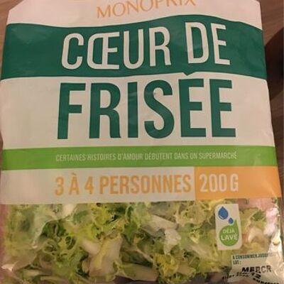 Salade frisée (Monoprix)