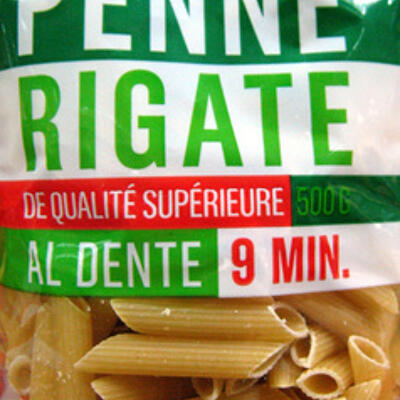 Penne rigate (al dente 9 min.) (Monoprix)