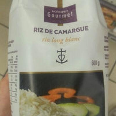 Riz long blanc camargue monoprix gourmet (Monoprix gourmet)