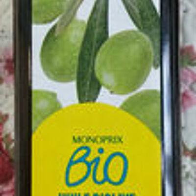 Huile d'olive vierge extra (Monoprix)