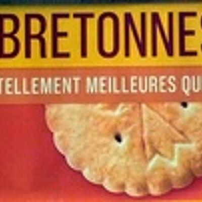 Galettes bretonnes pur beurre (Monoprix)