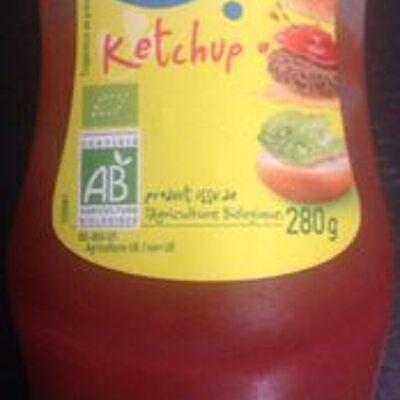 Ketchup bio (Monoprix bio)
