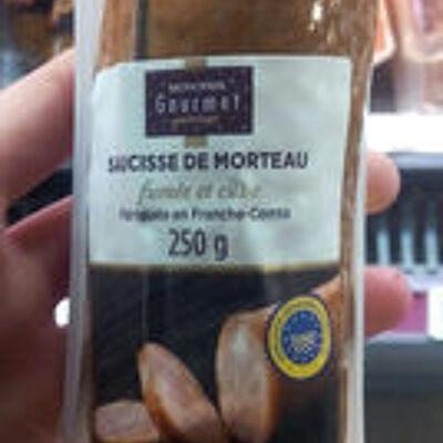 Saucisse de morteau (Monoprix gourmet)