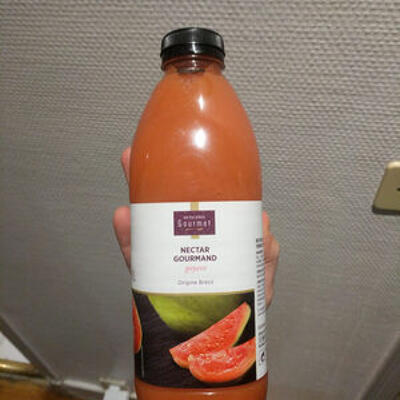 Nectar gourmand goyave origine brésil (Monoprix gourmet)