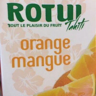 Orange mangue (Rotui)