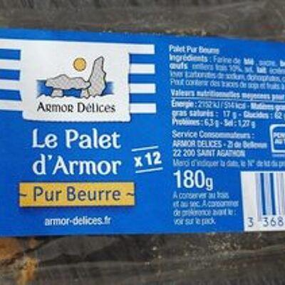 Palets bretons armor delices, 12 unités (Armor délices)