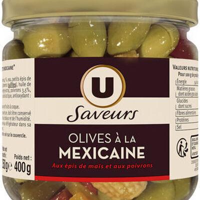 Olives à la mexicaine (U saveurs)