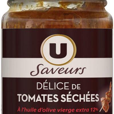 Délice de tomates séchées (U saveurs)