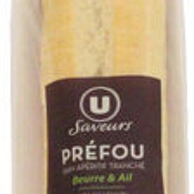 Préfou au beurre et à l'ail (U saveurs)