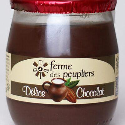 Délice chocolat (Ferme des peupliers)