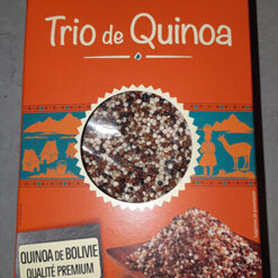 Trio de quinoa (Priméal)