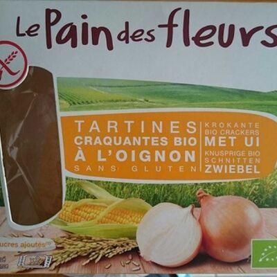 Pains des fleurs oignon (Le pain des fleurs)