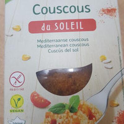 Couscous du soleil (Ma vie sans gluten)