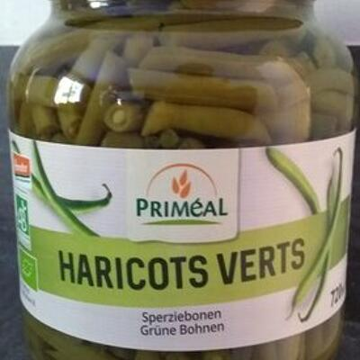 Haricots verts (Primeal)