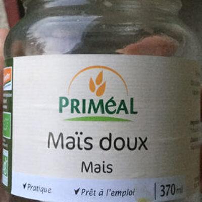 Maïs doux (Priméal)