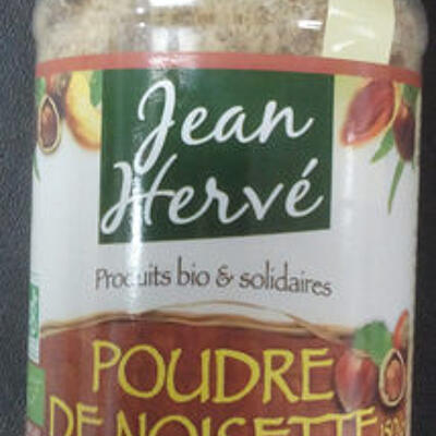 Poudre de noisette (Jean hervé)