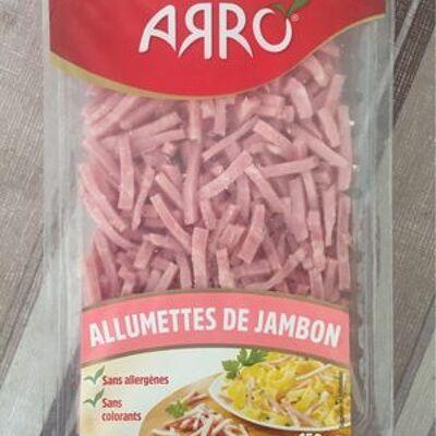 Allumettes de jambon (Arro)