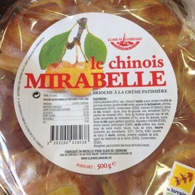 Le chinois mirabelle (Clair de lorraine)