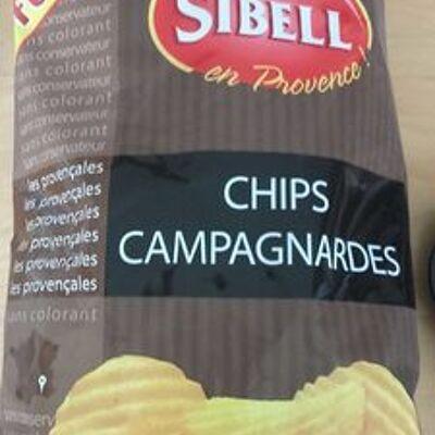 Chips campagnardes (Sibell)