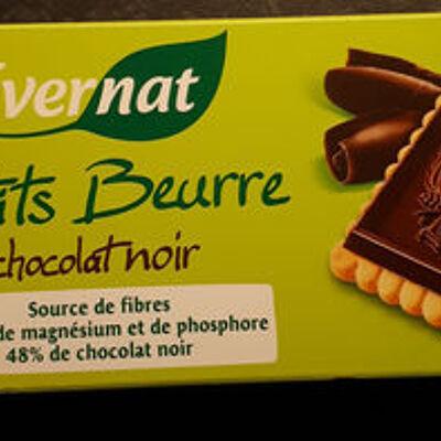 P´tits biscuits chocolat noir (Evernat)