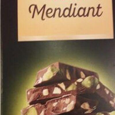Chocolat noir mendiant (Bonneterre)