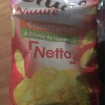 Chips nature (Netto)
